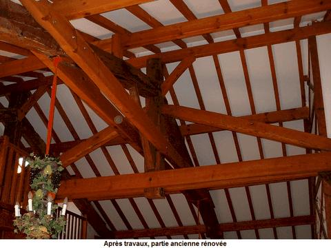 serge roux charpente charpente renovation. Black Bedroom Furniture Sets. Home Design Ideas